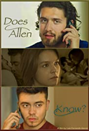 Does Allen Know? Poster