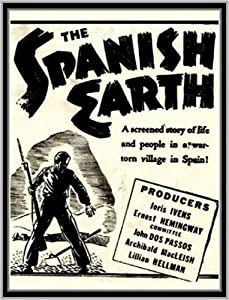 Watch hollywood online movies The Spanish Earth by Joris Ivens [UHD]