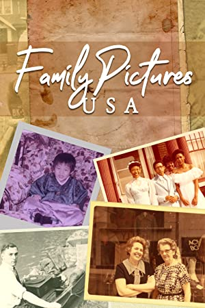 Where to stream Family Pictures USA