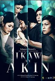 Ikaw ay akin Poster