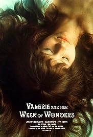 Valerie and Her Week of Wonders Poster