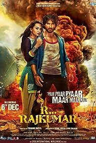Shahid Kapoor and Sonakshi Sinha in R... Rajkumar (2013)