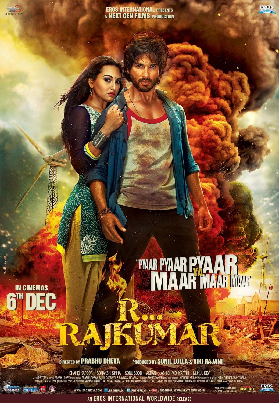 Rajkumar (2013) Hindi Full Movie 480p, 720p, 1080p BluRay Download