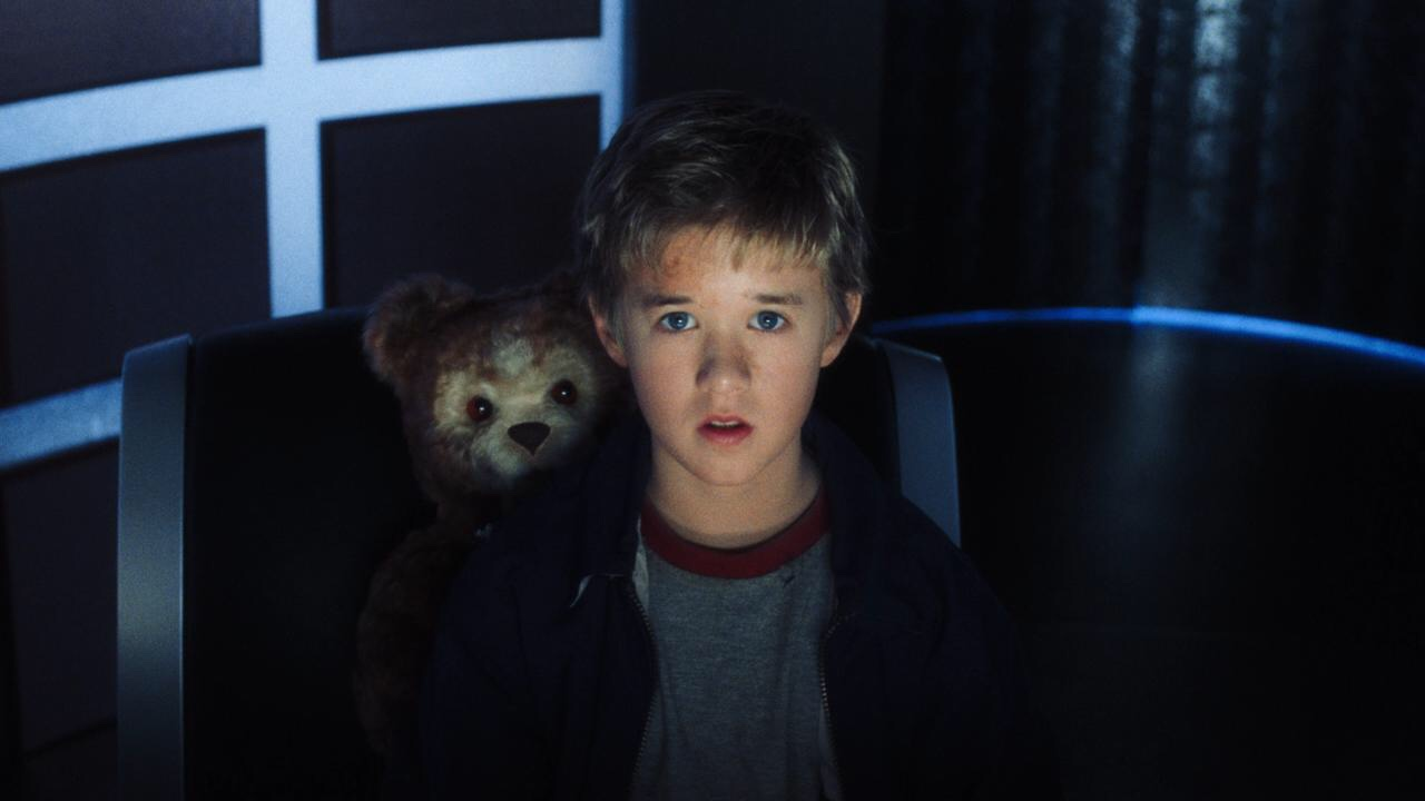 Haley Joel Osment in Artificial Intelligence: AI (2001)