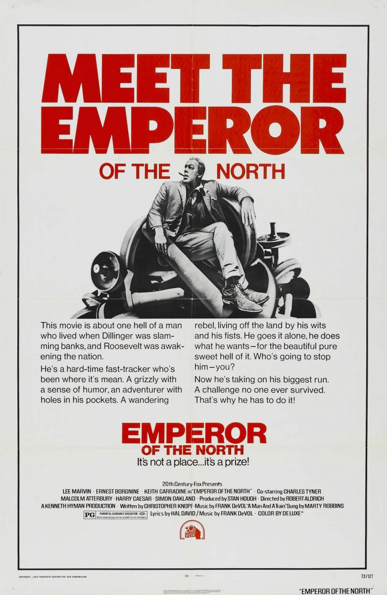 Emperor of the North (1973) - IMDb