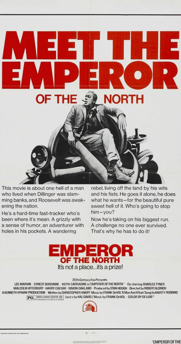 Subtitle of Emperor of the North