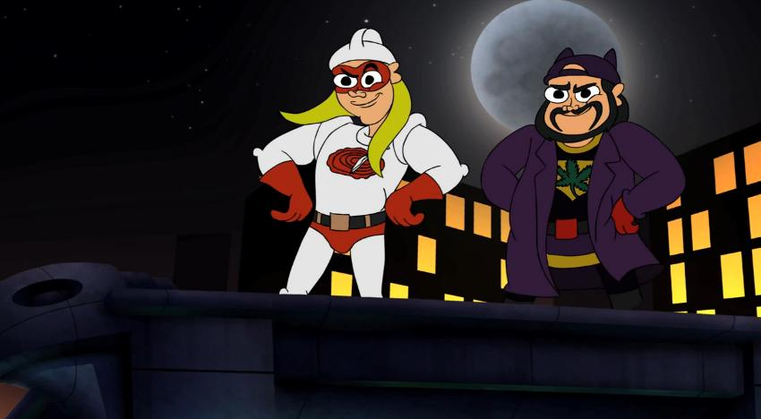 Jay and Silent Bob's Super Groovy Cartoon Movie (2013)