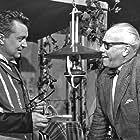 Asbjørn Andersen and Helge Kjærulff-Schmidt in Familiehaven (1956)