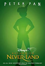 Peter Pan 2: Return to Never Land Poster
