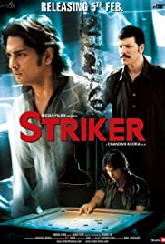 Striker (2010) Poster - Movie Forum, Cast, Reviews