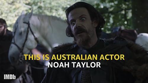 """""""No Small Parts"""" IMDb Exclusive: """"Preacher"""" Star Noah Taylor"""
