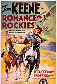 Romance of the Rockies Poster