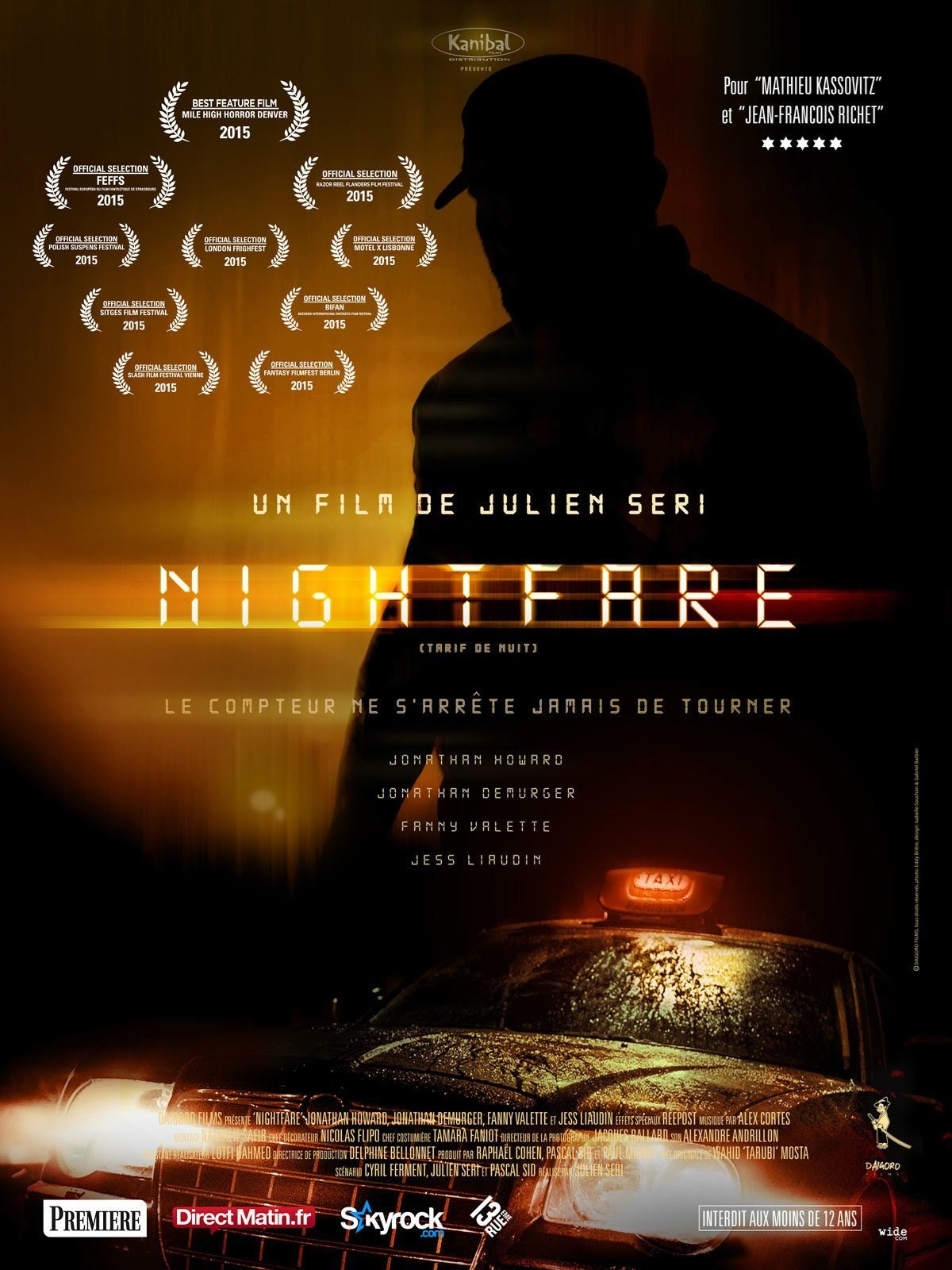 Download Night Fare (2015) Dual Audio (Hindi-English) 480p | 720p