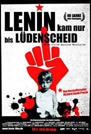 Lenin kam nur bis Lüdenscheid - Meine kleine deutsche Revolution Poster