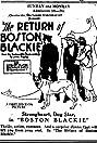 The Return of Boston Blackie (1927) Poster