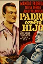 Padre contra hijo (1955) Poster