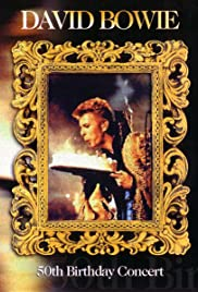 David Bowie: An Earthling at 50 Poster