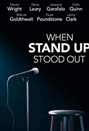 When Stand Up Stood Out Poster