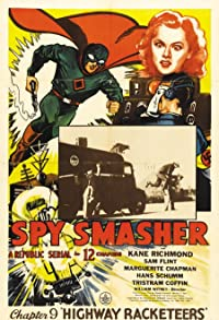 Primary photo for Spy Smasher