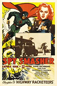 Spy Smasher USA