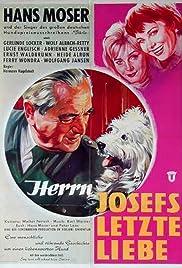 Herrn Josefs letzte Liebe Poster