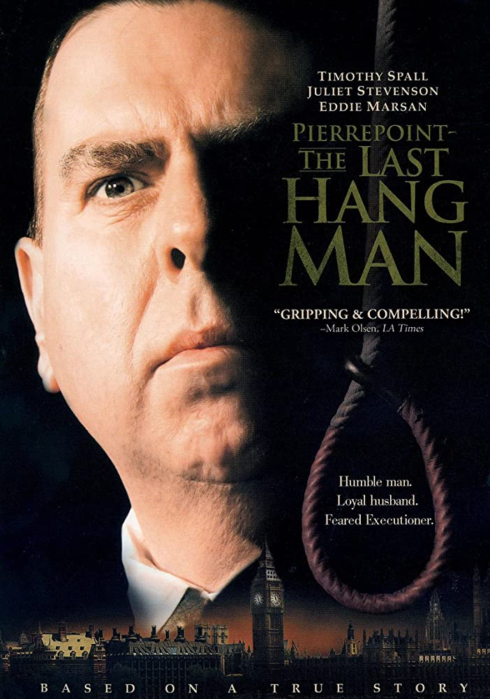 Timothy Spall in The Last Hangman (2005)