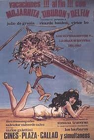 Los superagentes y la gran aventura del oro (1980)