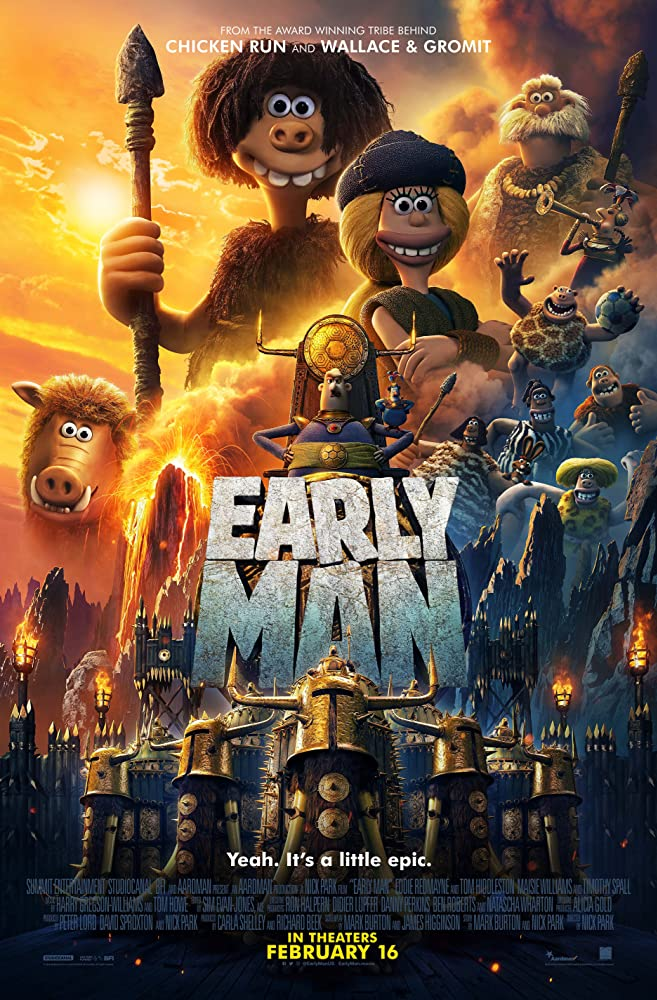 Download Early Man (I Primitivi)