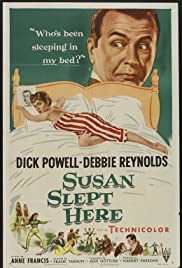 Susan Slept Here (1954) 720p