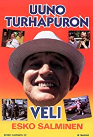 Uuno Turhapuron veli Poster