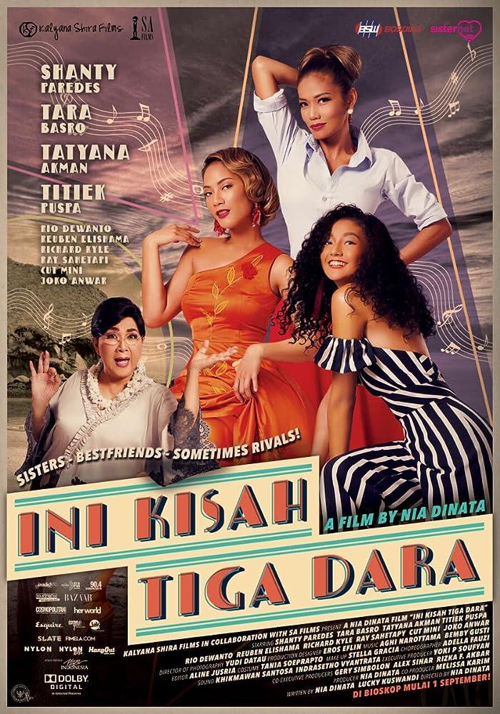 Nonton Film Ini Kisah Tiga Dara (2016) Cinema21 Sub Indo ...