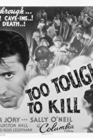 Victor Jory and Sally O'Neil in Too Tough to Kill (1935)