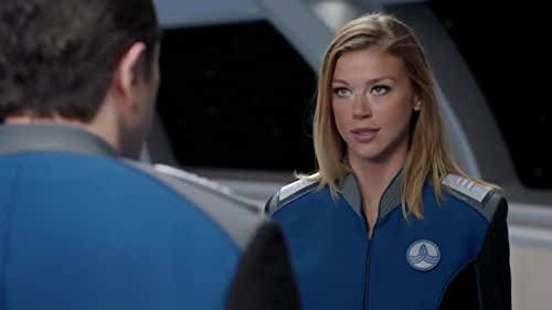 The Orville: Kelly Asks Ed To Trust Himself