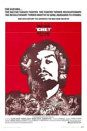 Where to stream Che!