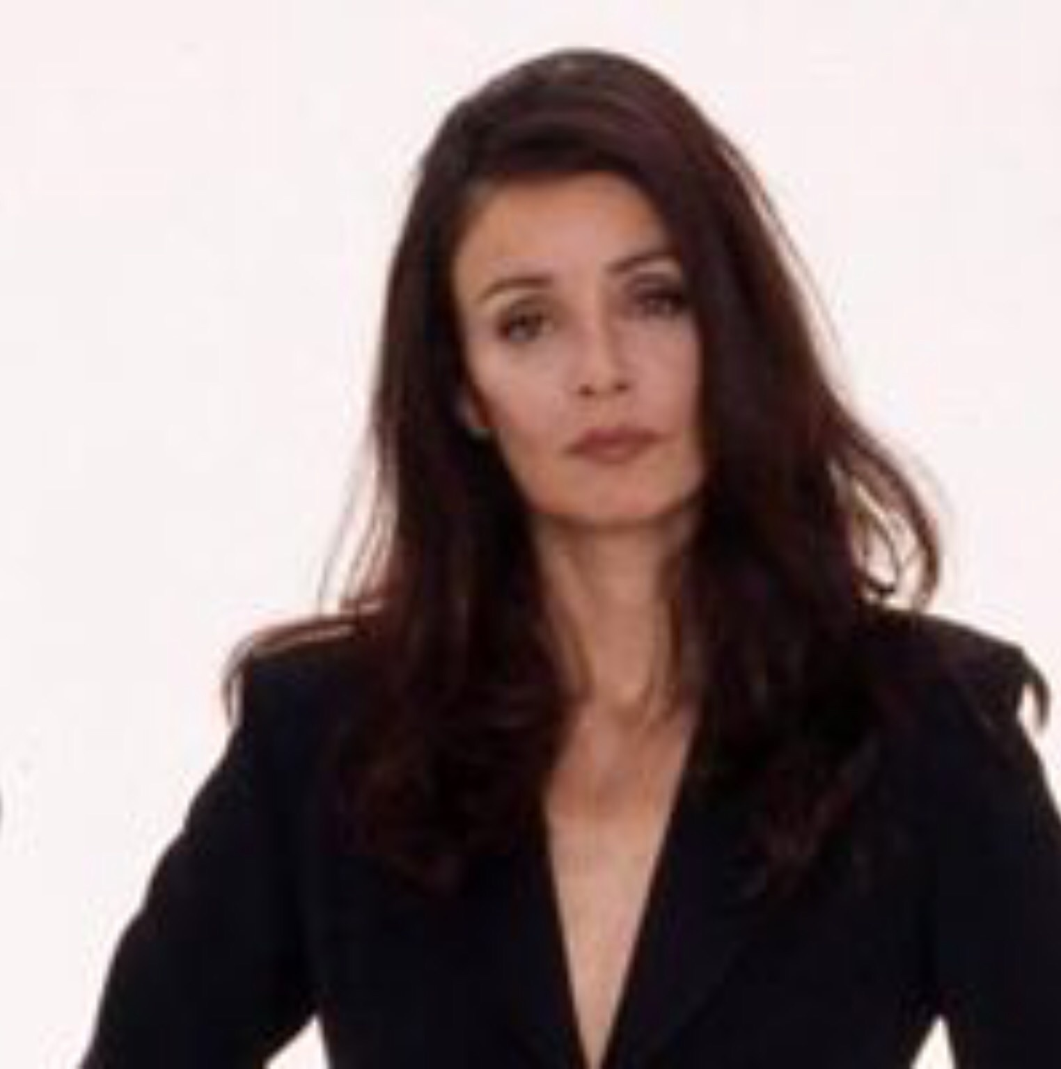 Amparo Muñoz at an event for Un paraíso bajo las estrellas (2000)