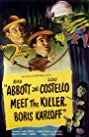 Bud Abbott Lou Costello Meet the Killer Boris Karloff (1949) Poster