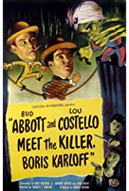 Bud Abbott Lou Costello Meet the Killer Boris Karloff (1949) film en francais gratuit