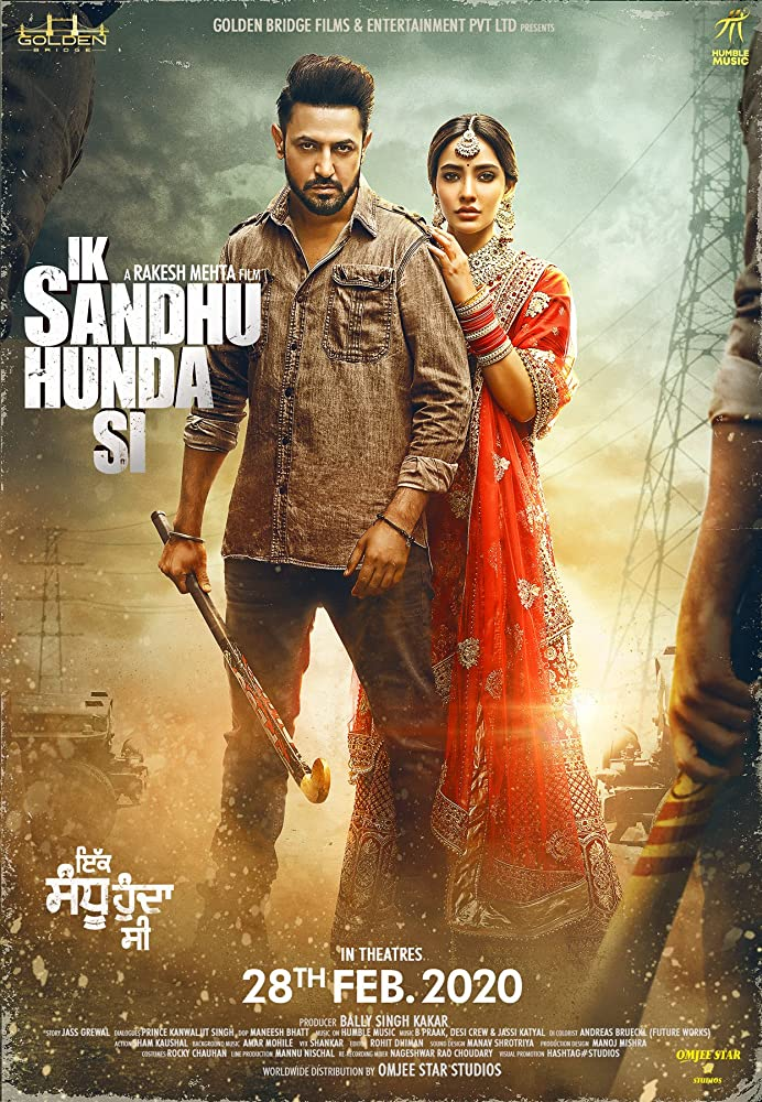 Ik Sandhu Hunda Si 2020 Punjabi 350MB HDRip ESubs Download