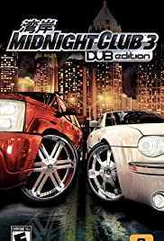 Midnight Club 3: DUB Edition Poster
