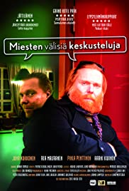 Miesten välisiä keskusteluja Poster