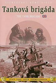 Tanková brigáda Poster