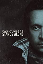Pauly Shore Stands Alone Poster