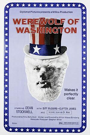 Where to stream The Werewolf of Washington
