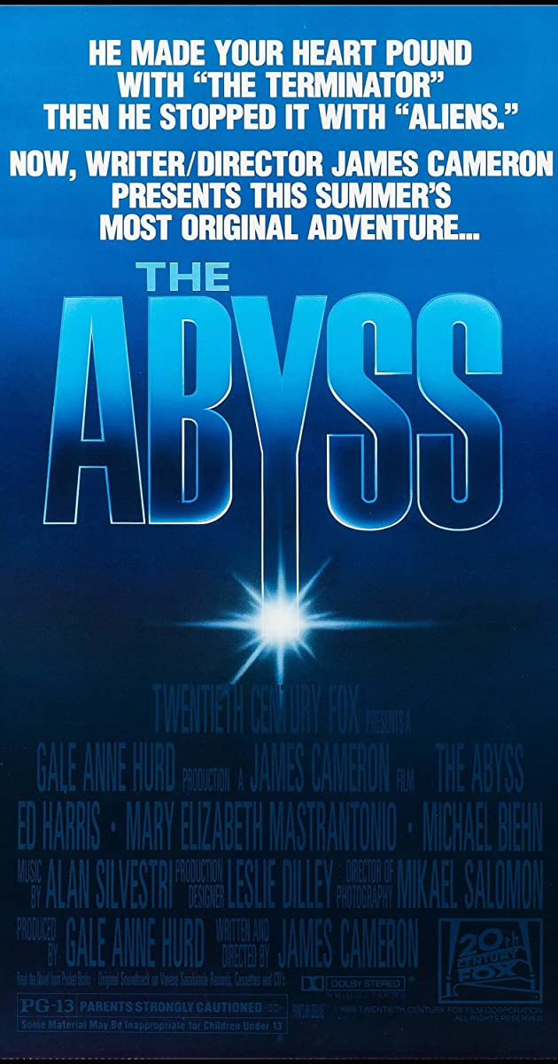 Subtitle of The Abyss
