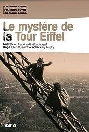 Le mystère de la tour Eiffel Poster