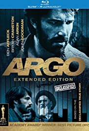 Argo: The CIA and Hollywood Connection Poster