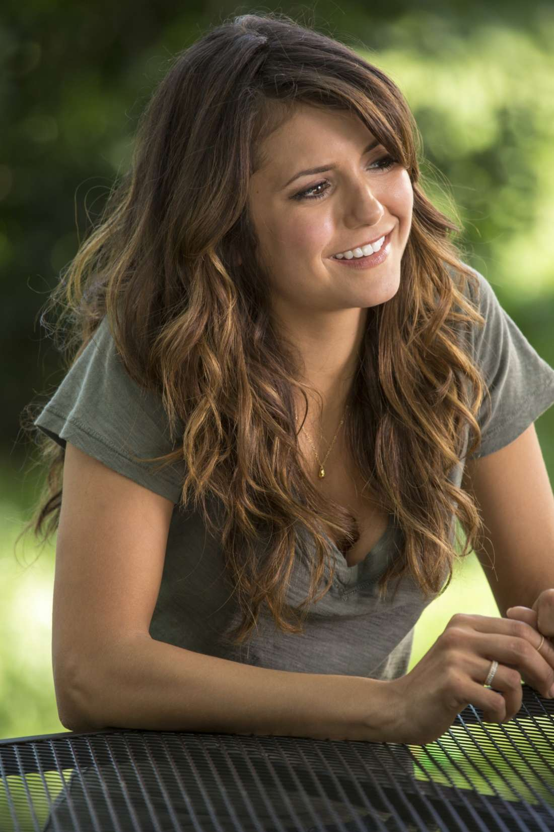 Lets be cops trailer nina dobrev dating