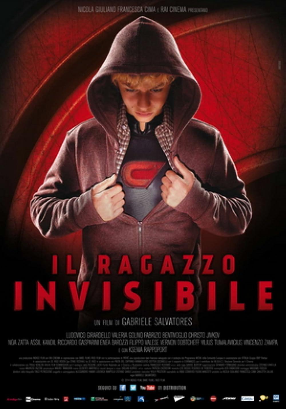 The Invisible Boy 2014 Hindi Dual Audio 300MB BluRay 480p ESubs Download