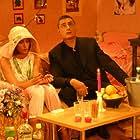 Hristo Garbov and Diana Lyubenova in Sea-Salt (2004)