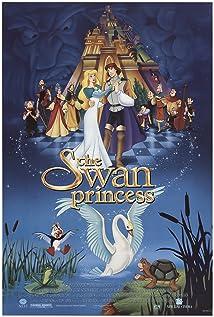 The Swan Princess (1994)